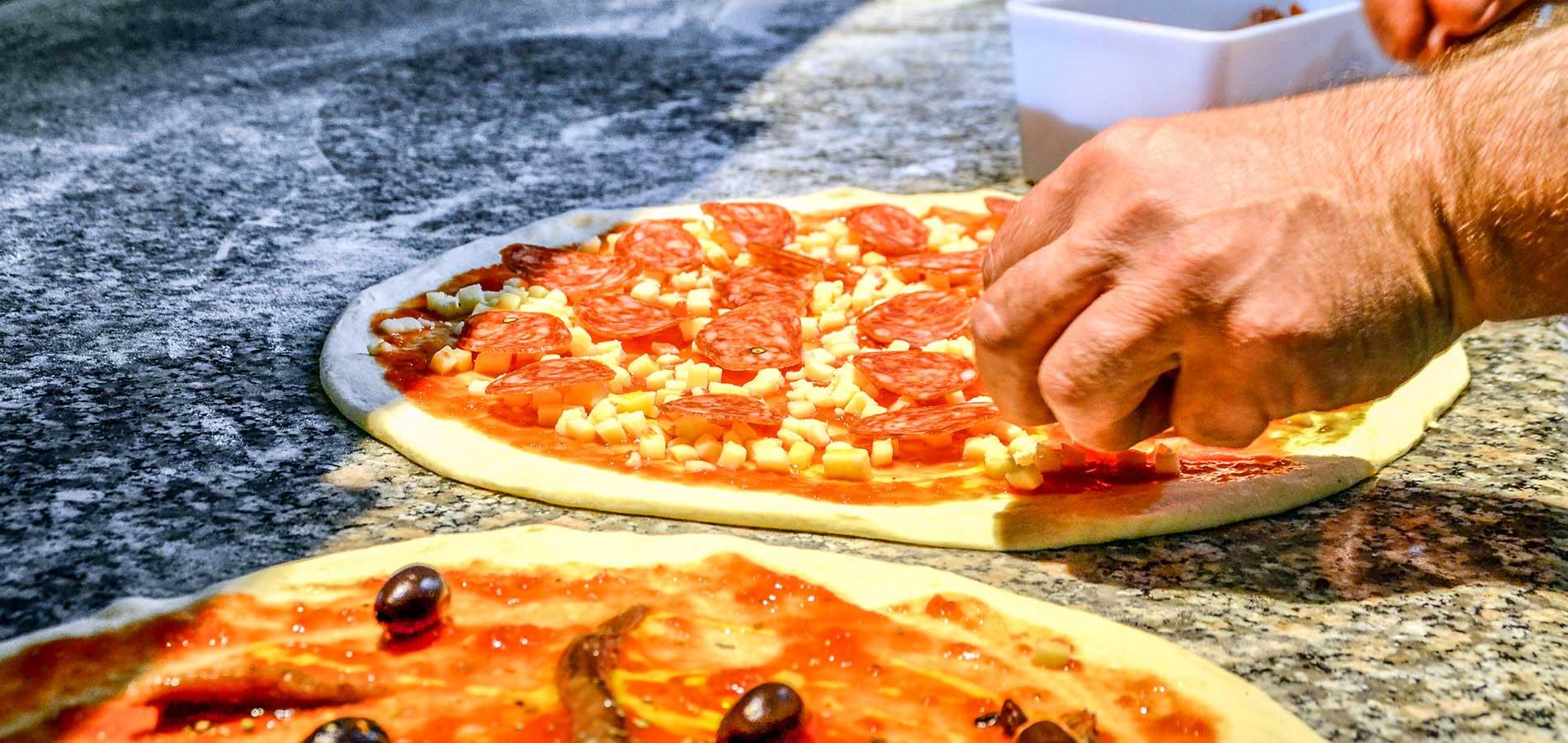 Italienisches Essen in Landshut