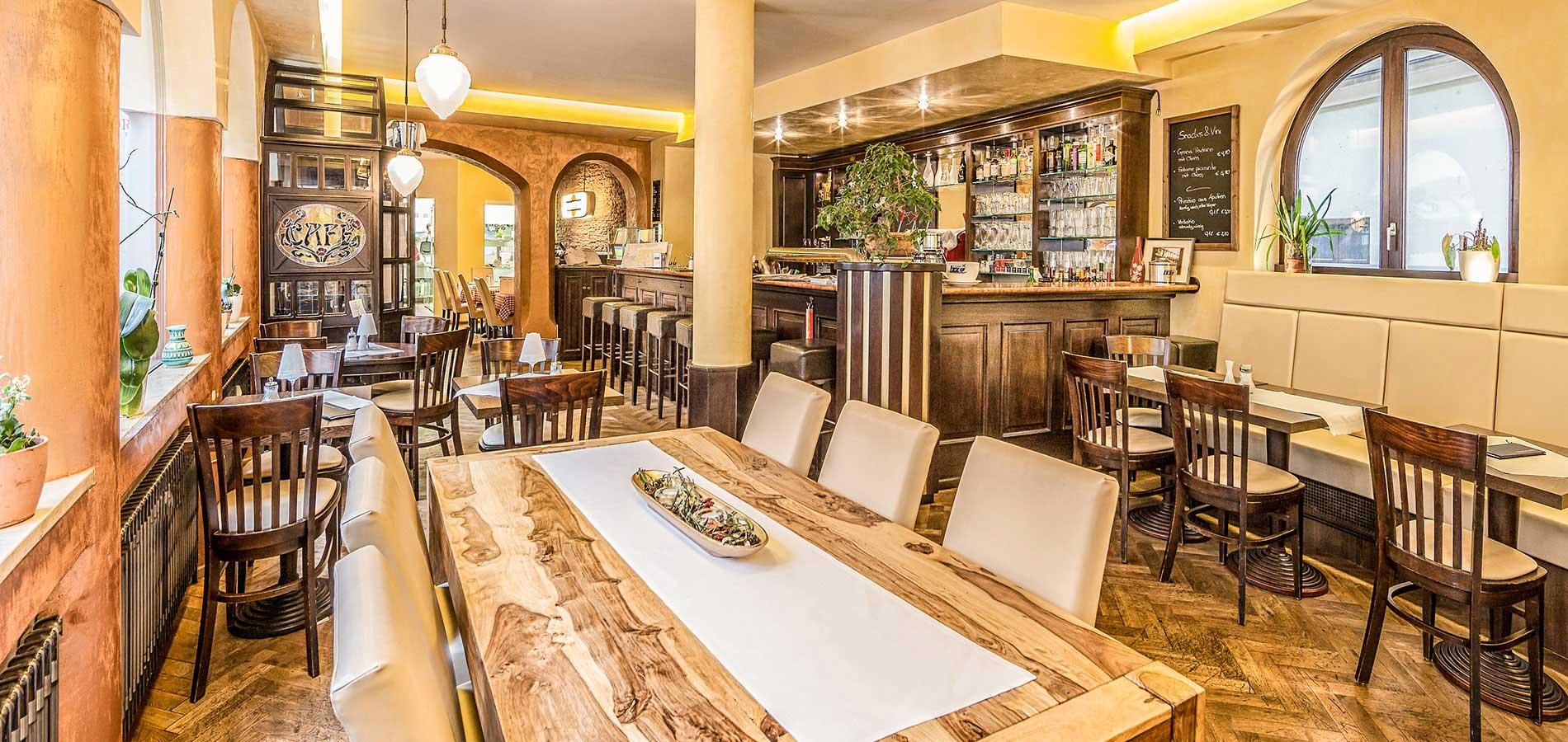 Caffé Torretta in Landshut